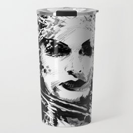Lily Munster Travel Mug