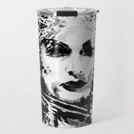 Lily Munster Travel Mug