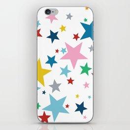 Stars Small iPhone Skin