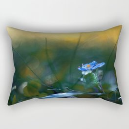 The Incendiary Forest Rectangular Pillow