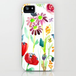 Spring Thing iPhone Case