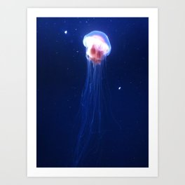 Jelly. Art Print