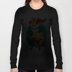 Braixen Pokemon Long Sleeve T-shirt
