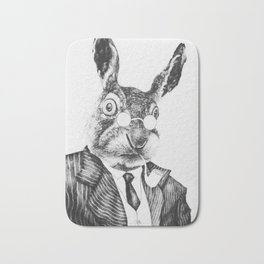 Mr. Rabbit Bath Mat