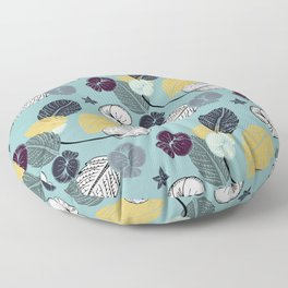 Patchwork Floor Pillow