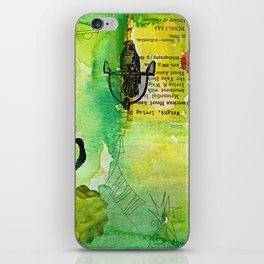 A color-washed life 6 iPhone Skin