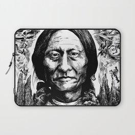 Sitting Bull Laptop Sleeve