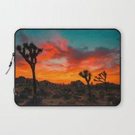 Joshua Tree Parc National Laptop Sleeve