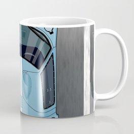 Ken Miles, Denis Hulme GT40, Le Mans 2nd 1966 Coffee Mug