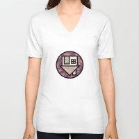 the neighbourhood V-neck T-shirts featuring The Neighbourhood House by Meuphrosyne
