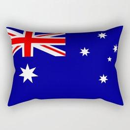 Australian Flag - Flag of Australia Rectangular Pillow