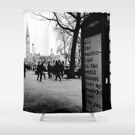 London Scene Shower Curtain