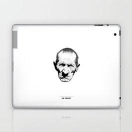 Mr. Grumpy Laptop & iPad Skin