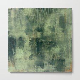 tex mix green Metal Print