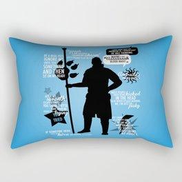 Dragon Age - Anders Rectangular Pillow