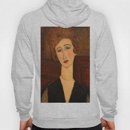 "Amedeo Modigliani ""Portrait of a woman"" Hoody"