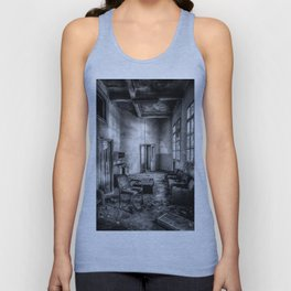 This is the way, step inside Unisex Tank Top