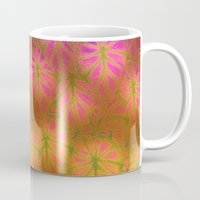 rare Mugs featuring Rare Jungle, Dawn by Lindel Caine
