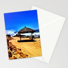 Cabo San Lucas Beach Stationery Cards