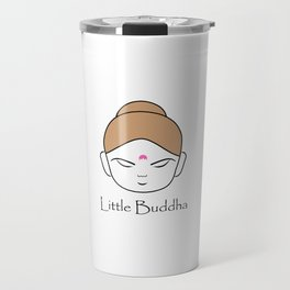 Cute little Buddha Travel Mug