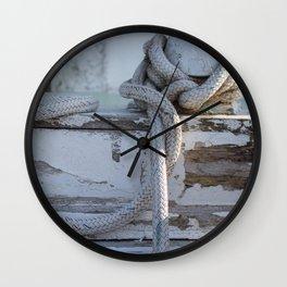Rope Swag Wall Clock