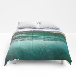 Seaside Ocean San Diego California Comforters