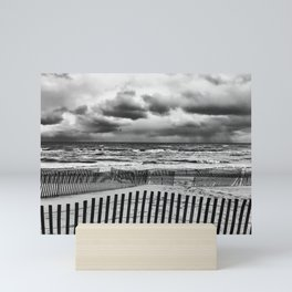 Oval Beach in Autumn || Mini Art Print