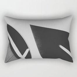 CONCRETE SHAPES Rectangular Pillow