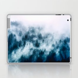 Out Of The Darkness - Nature Photography Laptop & iPad Skin