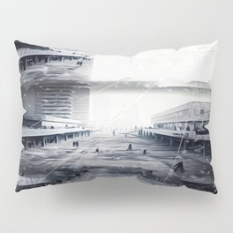 Snowfallen Ashes: Within These Years of Questionable Defeat Pillow Sham