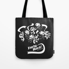 Party Hard! Tote Bag
