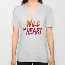 Wild At Heart Unisex V-Neck
