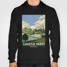 Greene Farm, GA / The Walking Dead Hoody