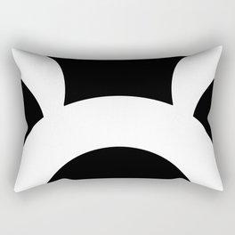 Contrast A Rectangular Pillow