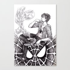 Spidey Canvas Print