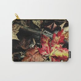 Grief be a fallen leaf Carry-All Pouch