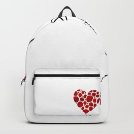 Romantic Art - You Are The One - Sharon Cummings Backpack