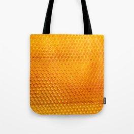 honeycomb pattern Tote Bag