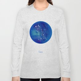 Constellation Gemini Long Sleeve T-shirt