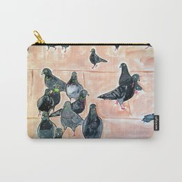 Pigeons Carry-All Pouch