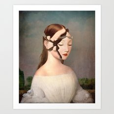 Distant Memory Art Print