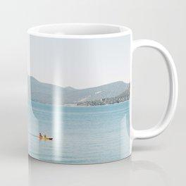 Summer Lake Day Coffee Mug