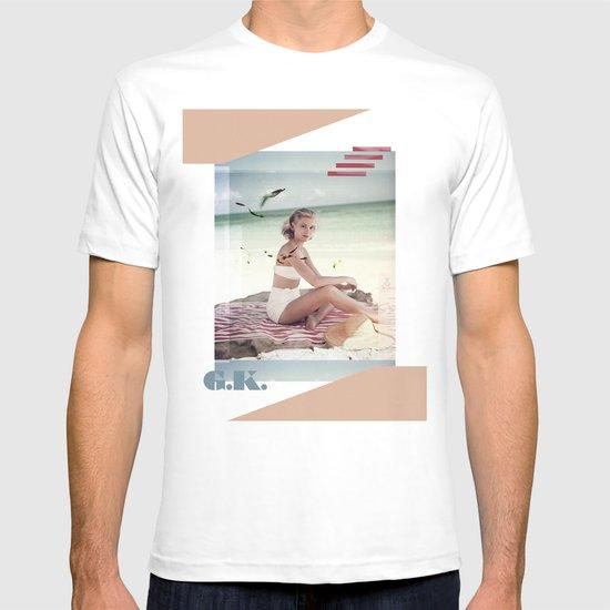 G.K. Collage T-shirt