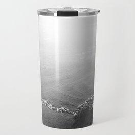 Minimalist landscape Travel Mug