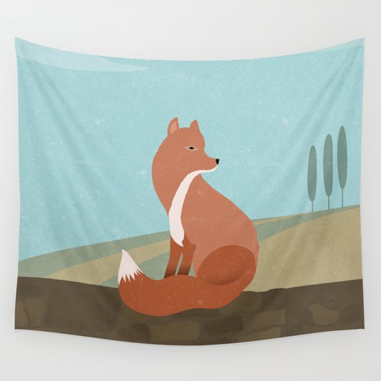F is for Fox by shannonhugo