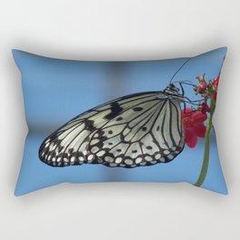 blue skys Rectangular Pillow