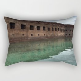 Fort Jefferson Rectangular Pillow