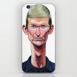 Tim Cook iPhone Skin