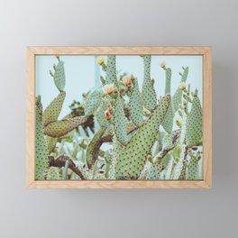 C a c t u s Framed Mini Art Print