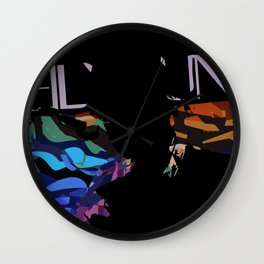 Neil Young Wall Clock